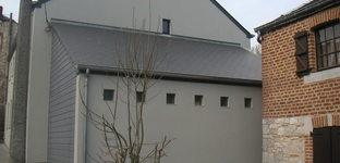 Joseph Michotte & Cie - Façade et peinture extérieure